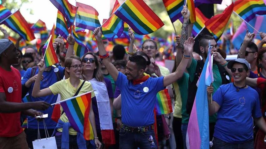 Desfile Orgullo Gay San Francisco