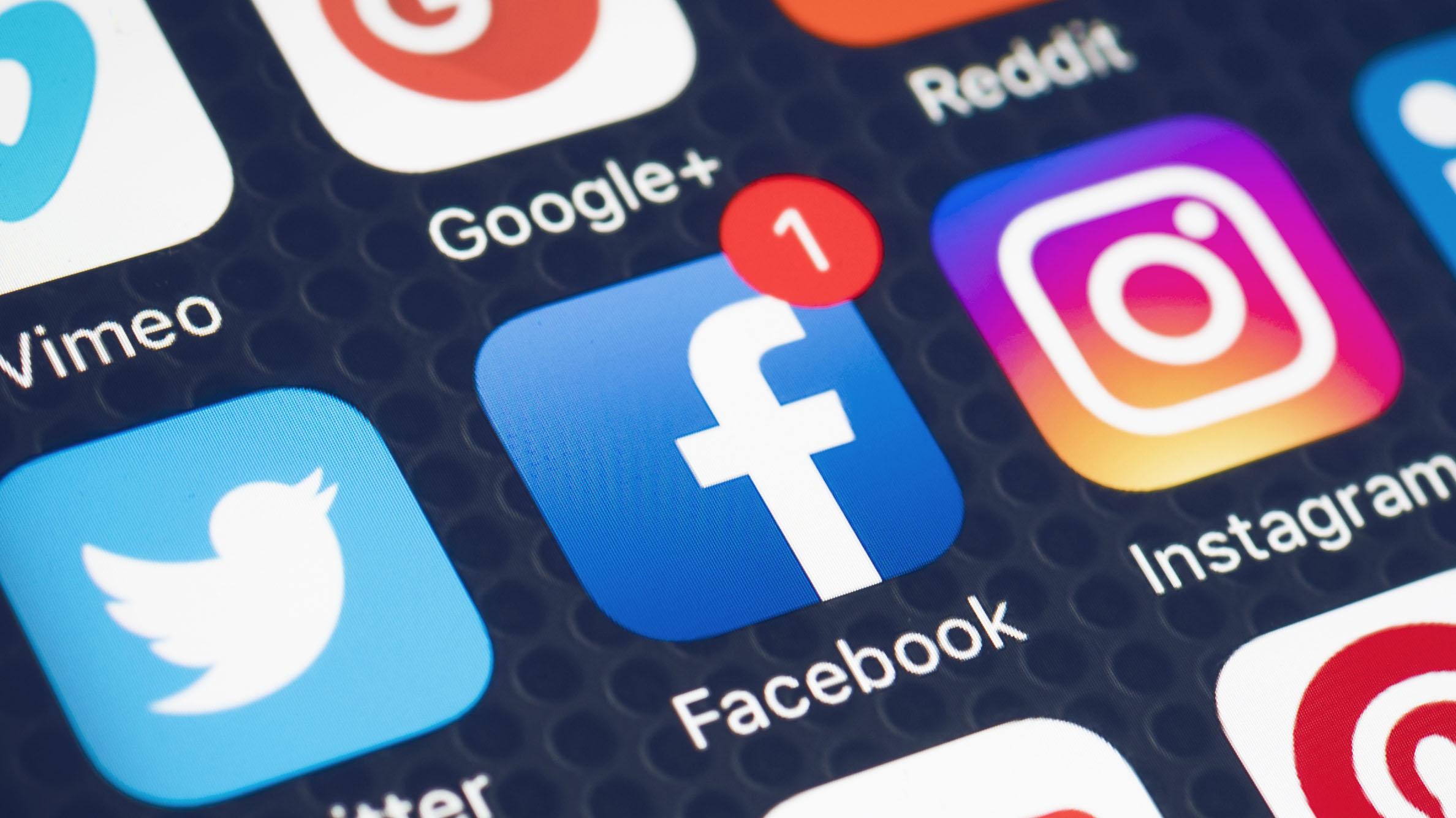 T48 en las redes sociales
