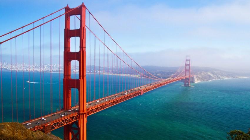 San Francisco shutter stock