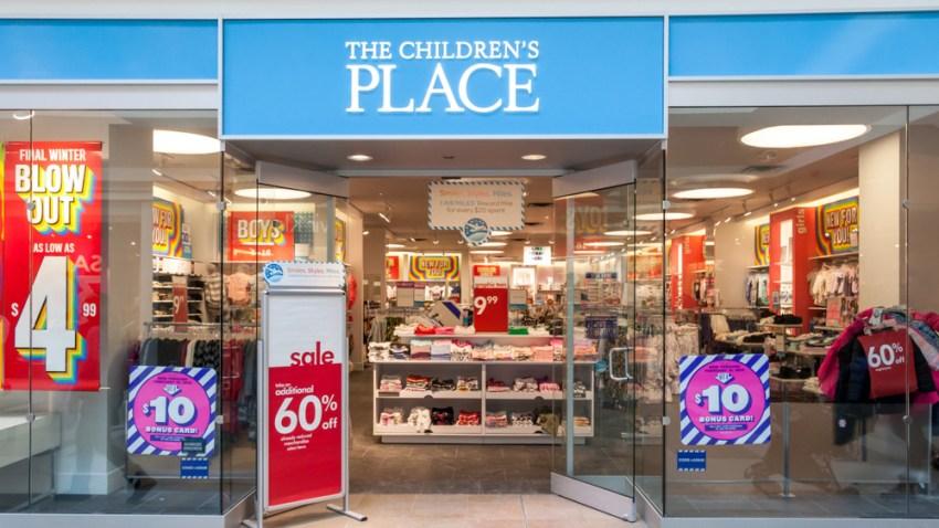 Una tienda en Toronto, de he Children's Place, Inc.