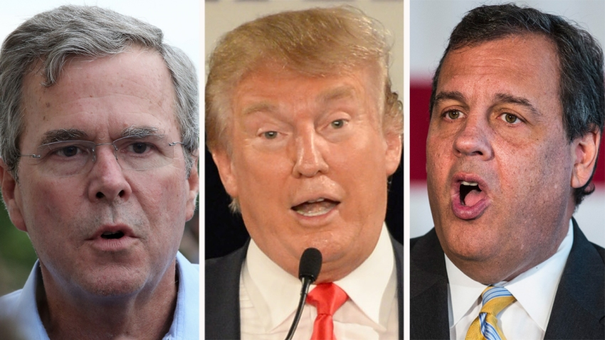 bush-trump-christie