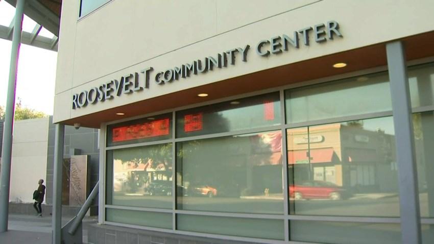 Roosevelt Community Center in San Jose.