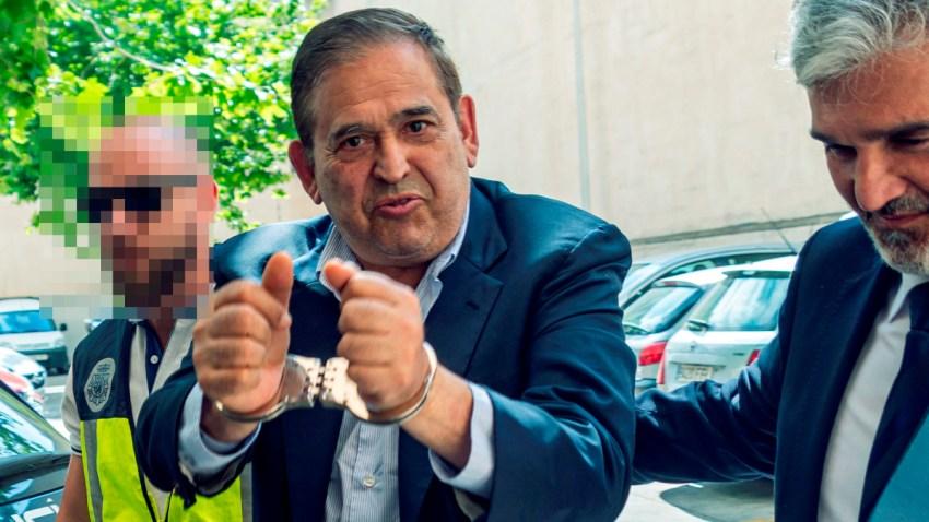 Empresario mexicano detenido en España