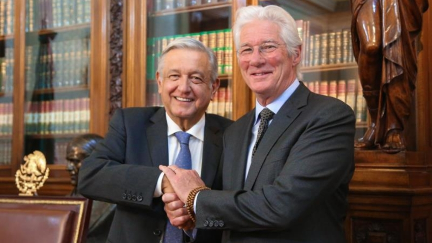 mexico-amlo-richard-gere