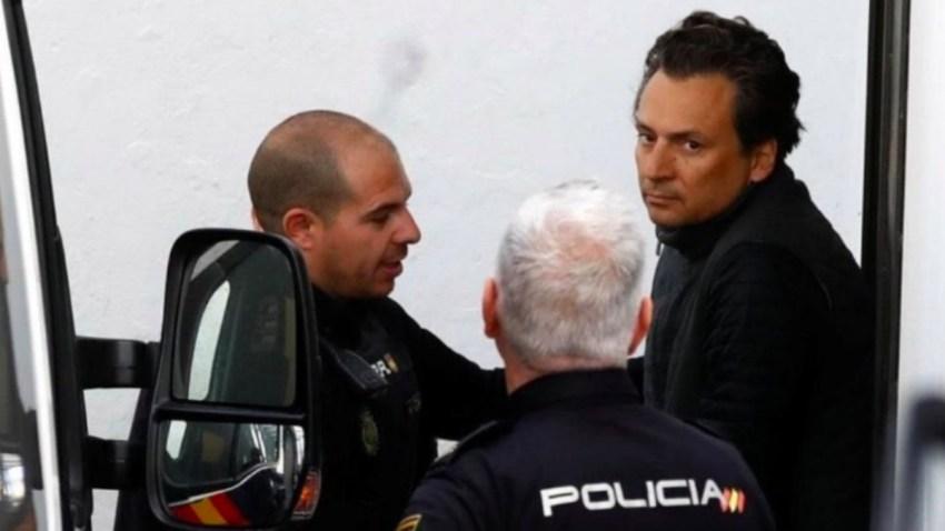 Emilio Lozoya detenido en España