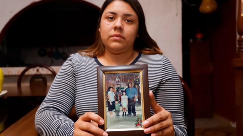 Hija de un migrante mexicano en EEUU