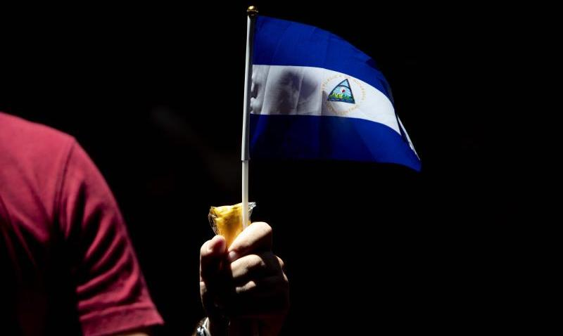 nicaragua bandera generic