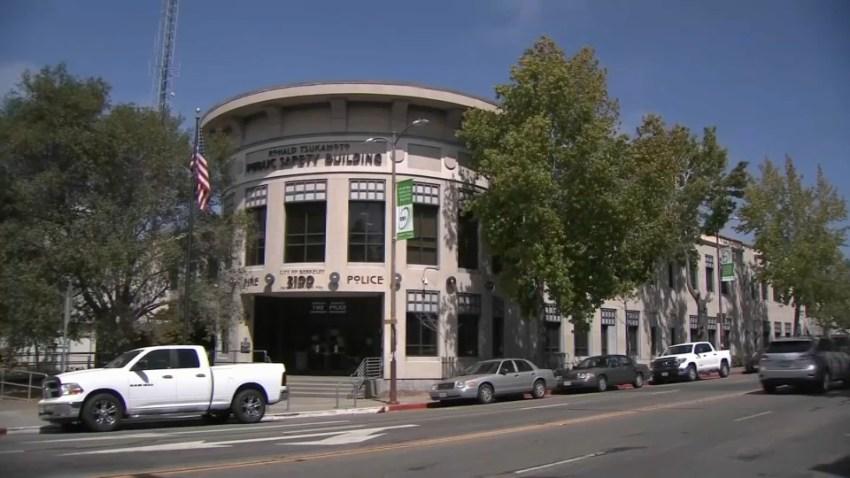 Berkeley Public Safety building