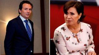 Exfuncionarios mexicanos acusados de corrupción