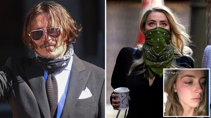 El artículo divulgado por el periódico aludía a las acusaciones de Heard sobre Depp, incidiendo en que el actor fue violento con ella durante su matrimonio, algo que él niega categóricamente.