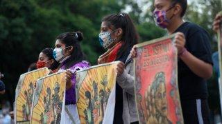 Protestan por ataque a zapatistas