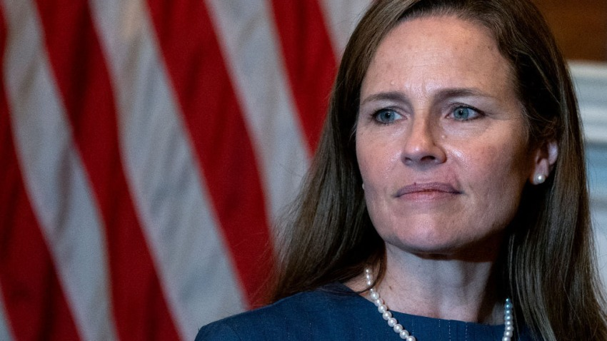 Seventh U.S. Circuit Court Judge Amy Coney Barrett