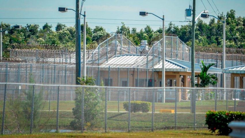 prisión en eeuu