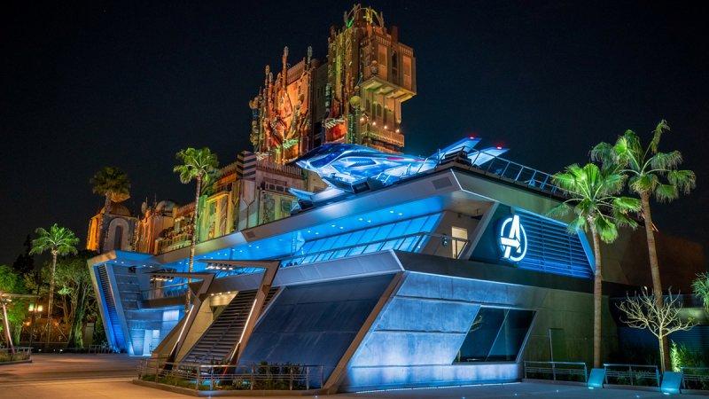 Los Avengers en Disneyland Resort ya tienen fecha de apertura