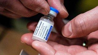 vacuna de Johnson & Johnson