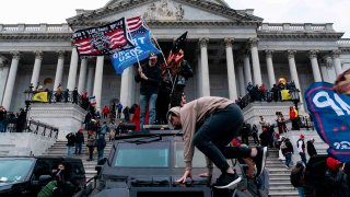 Asalto al Capitolio