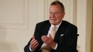 Expresidente Bush ya respira por sí solo