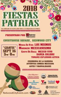 Fiestas Patrias Redwood City