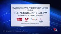 Music in the Park 2019 CUCO