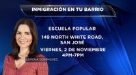 Inmigración en tu barrio-Consultas gratuitas