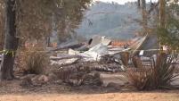En comparación con otros siniestros, como el incendio Tubbs del 2017, en Kincade, fue menos la cantidad de casas que se quemaron, pero es un área...