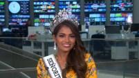Conoce a la representante del país centroamericano en Miss Universo, Mehr Eliezer.