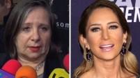 """""""Pues sí se enoja pero tengo también mi libertad de expresión. ¡Y soy su mamá!"""", dijo Rosalba Ortiz."""