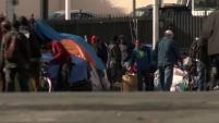 Líderes comunitarios se reunieron en Sunnyvale para participar en una simulación sobre como es el estilo de vida de las familias de clase baja...
