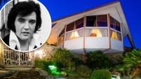 La leyenda del rock and roll pasó parte de su luna de miel en la propiedad junto a su entonces esposa, Priscilla.  La propiedad ubicada en Palm Springs tiene un...
