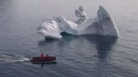 Son cinco y fueron descubiertas por investigadores rusos tras los deshielos en el Océano Artico.
