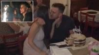 Mira las imágenes del momento en que el fallecido pitcher de los Marlins se enteró del sexo de su bebé.