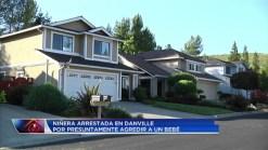 Arrestan niñera por presunto abuso infantil en Danville