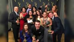 Premios Emmy: 13 galardones para Telemundo 48