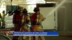 Incendio de 3 alarmas destruye popular restaurant en Los Gatos