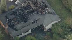Hombre muere dentro de vivienda tras incendio en Santa Rosa
