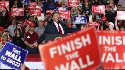 Trump critica a California por demanda contra muro fronterizo