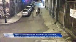 Video muestra supuesto robo de un oficial a sospechoso luego de golpiza