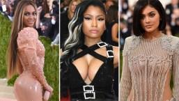 Los looks más provocativos de la Met Gala