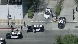 Arrestan a presuntos pandilleros por robo
