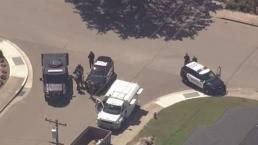 Arrestan a sospechoso de robo atrincherado en vivienda en Livermore