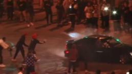 Aumentan patrullaje para evitar espectáculos de autos en Oakland