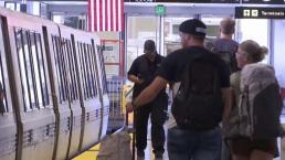 BART estudia aumentar seguridad en aeropuerto de San Francisco