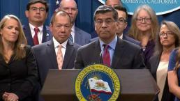 California demanda a Trump por regla de 'carga pública'