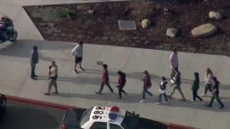 Caos en escuela de California tras tiroteo