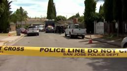 Cinco personas muertas en atrincheramiento en San José