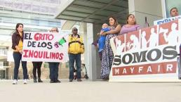 Dan El Grito por los desplazados en San José