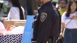 Dejan a víctima de ataque moribundo en Berkeley