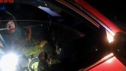 Difunden imágenes de balacera mortal en Napa
