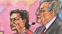 Expresidente de Perú se presenta en corte