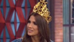 """Miss Colombia dice que las colombianas """"somos berracas"""""""